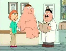 A quienes no hayan visto este capítulo de Family Guy, véanlo!