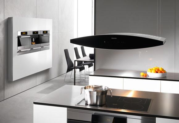 Campanas extractoras para cocinas modernas decoracio - Campana de cocina ...