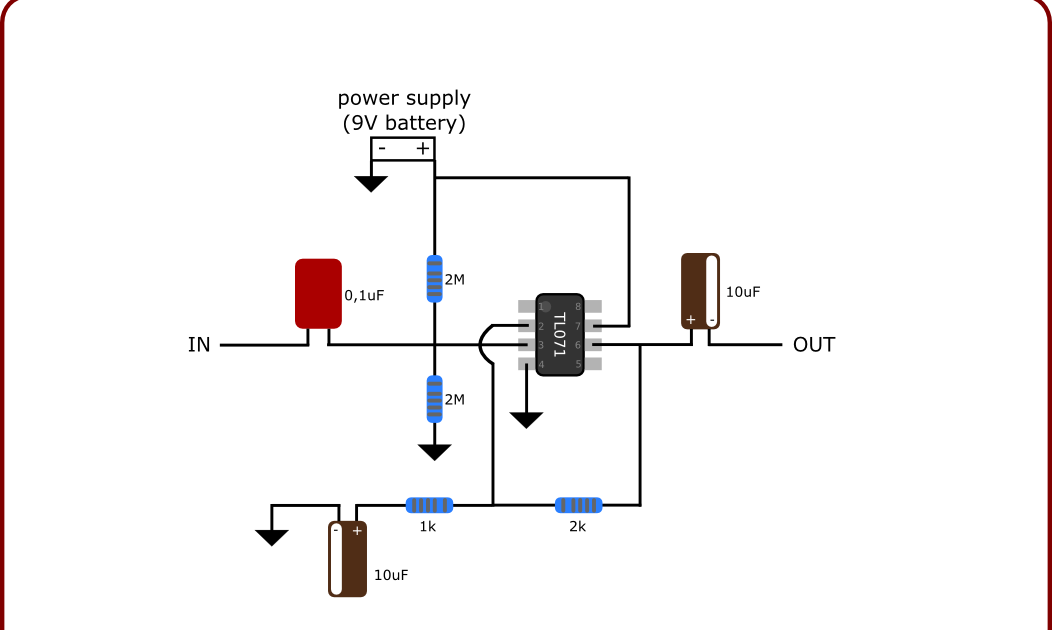 wiring a guitar pedal board