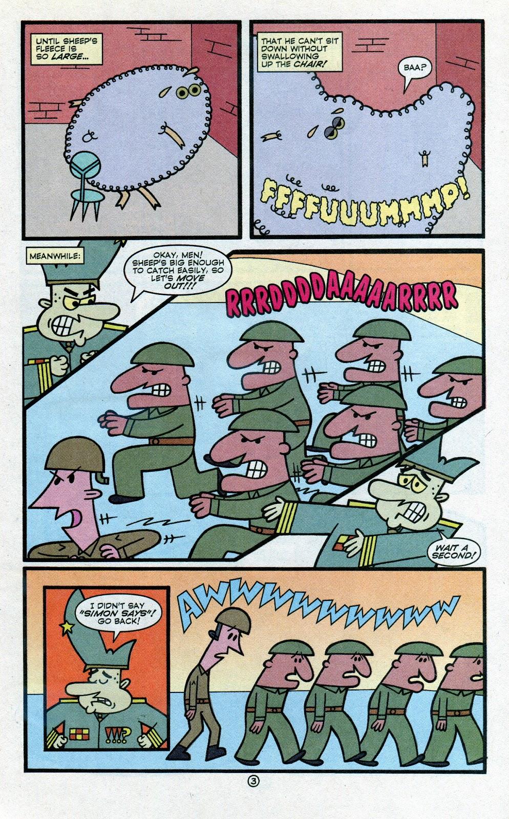 Read online Cartoon Cartoons comic -  Issue #4 - 26