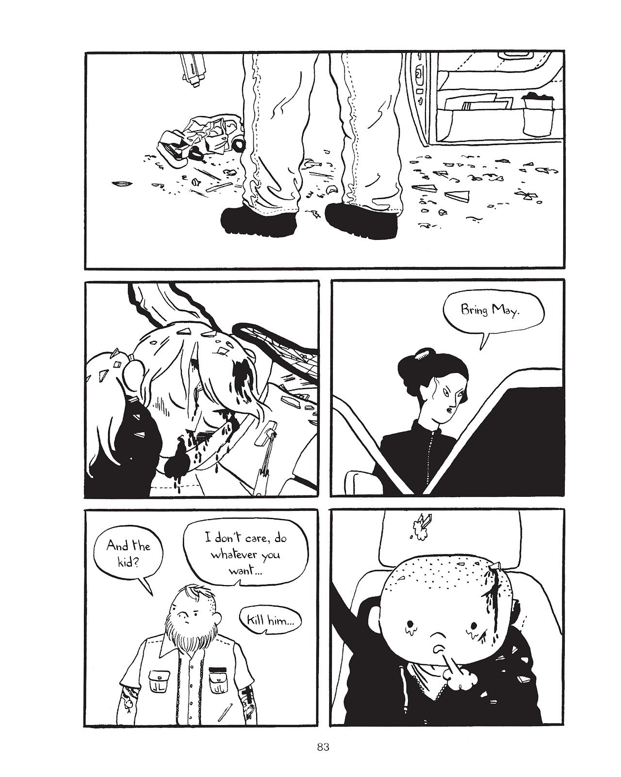 Read online Bastard comic -  Issue # TPB (Part 1) - 85