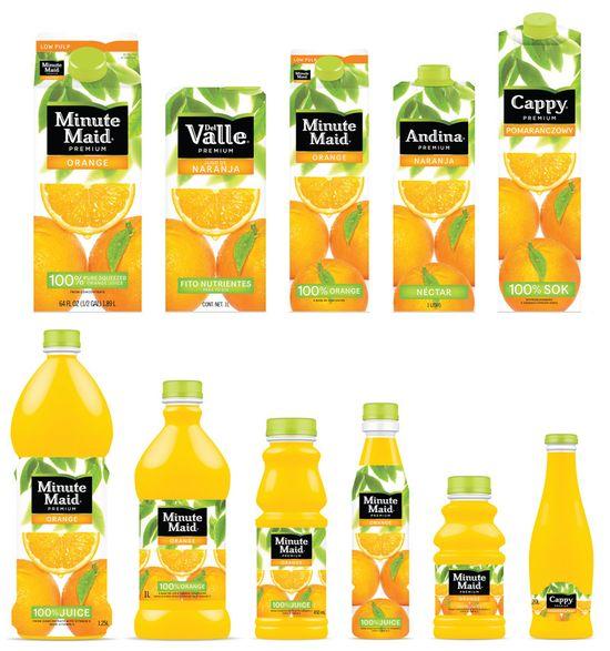 American Juice Company Drinks