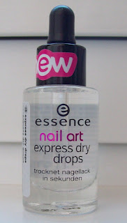 Nail art express dry drops Essence