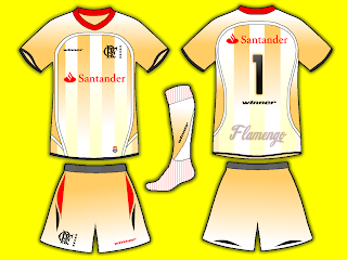 Camisas de Futebol  FLAMENGO - WINNER 15609e30a1bb0