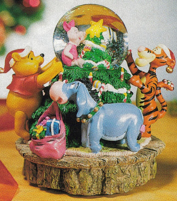 Disney Snowglobes Collectors Guide: Winnie the Pooh ...