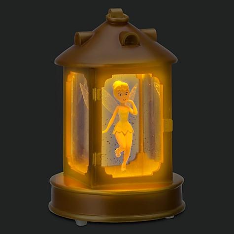 Disney Snowglobes Collectors Guide: Tinker Bell Lantern ...