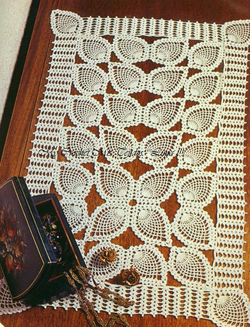 Crochet Pattern For Mantle Crochet Club