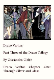 draco trilogy part 2 pdf