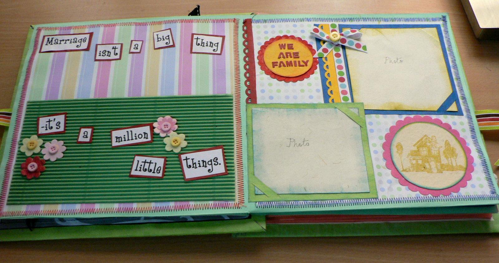 Juhi S Handmade Cards Multiple Page Card