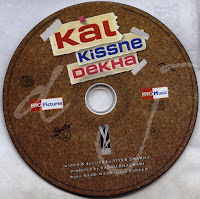 Hindi-Cinema-Live: Kal Kissne Dekha [2009-MP3-VBR-320 Kbps] Retail OST