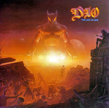 Dio Naked In The Rain 104