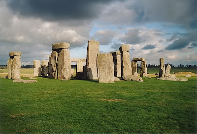 The Most Popular Structure That Was Created During This Time Period Stonehenge As Seen Below Located In English County Of Wiltshire