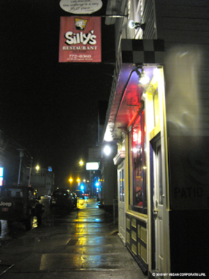 Silly S Restaurant Portland Maine