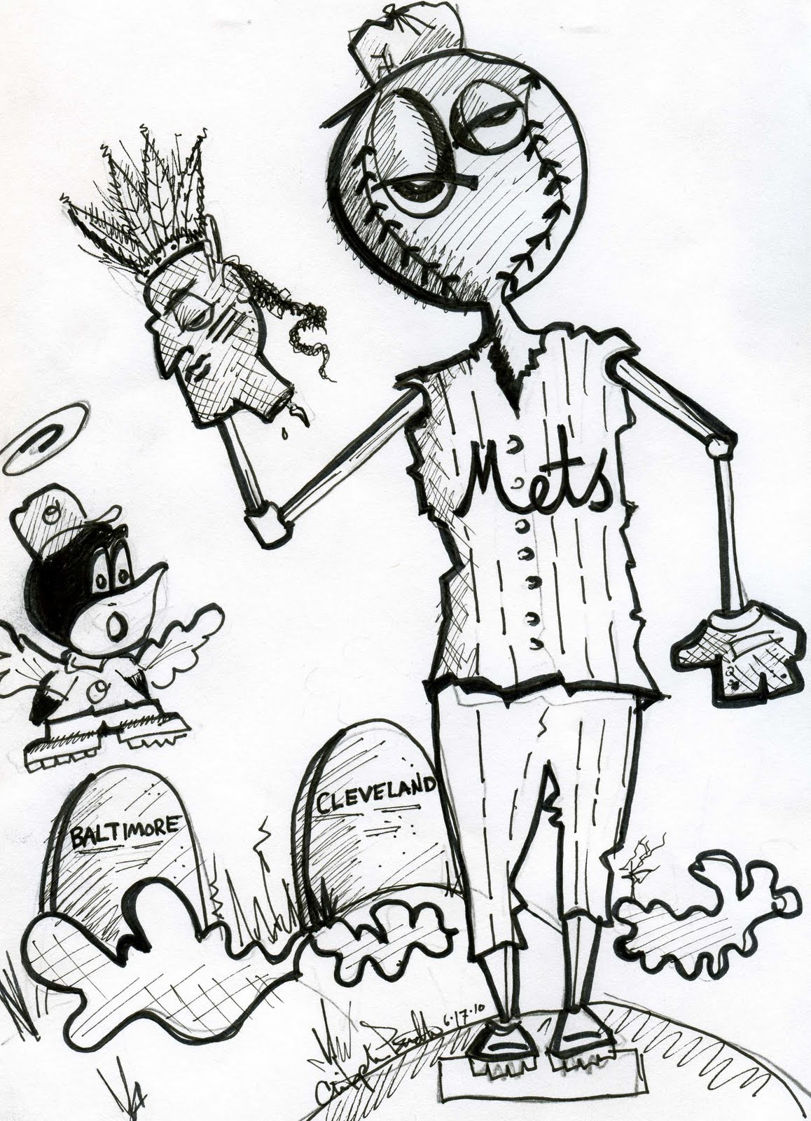 mets free coloring pages - photo#27