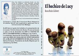 Presentación de nueva novela del grupo ALAS en el CAC de Málaga