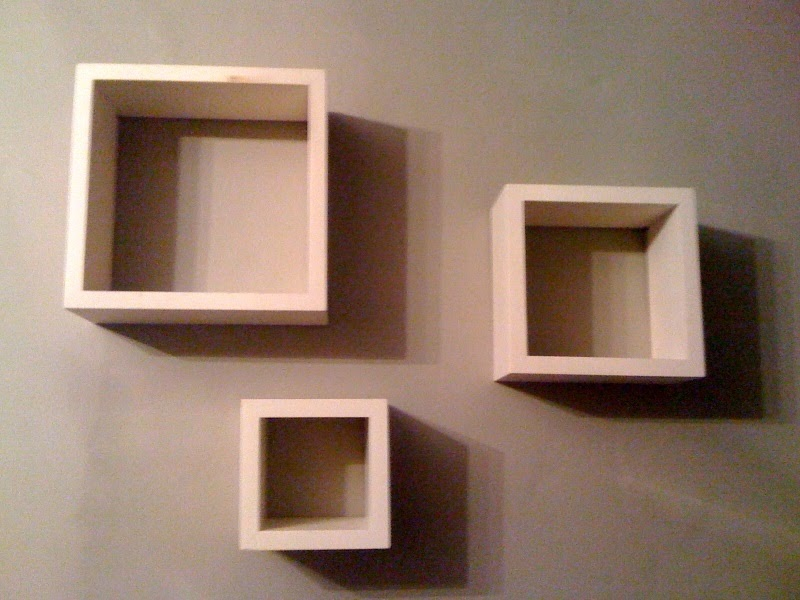 Waste Not Want Not Sale Square Wall Shelving Units 20