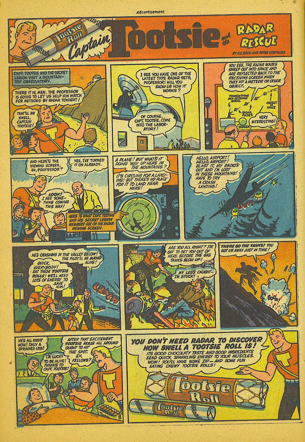Read online Sensation (Mystery) Comics comic -  Issue #66 - 24