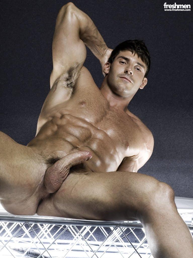 American Male Model Nude