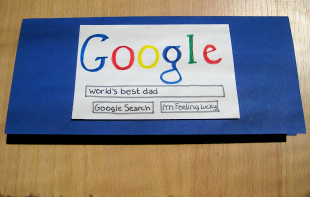 Google Father's Day Card