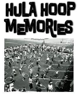 Hula hoop canopies for kids
