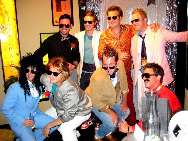 How to throw an 80's party