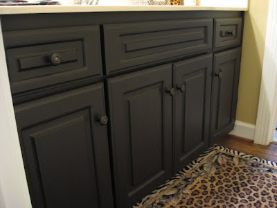 Inspiring Update Painting Furniture Black Southern Hospitality