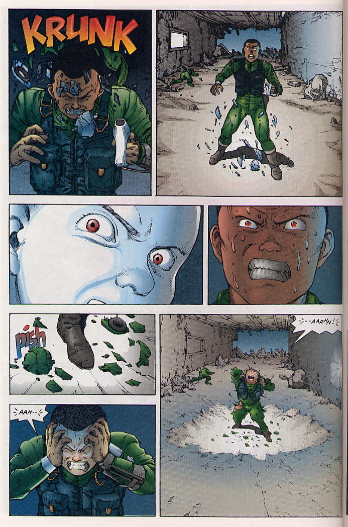 Read online Akira comic -  Issue #32 - 25