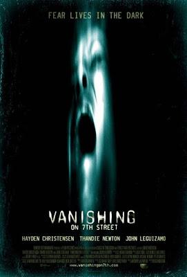 Vanishing on 7th Street Film Poster
