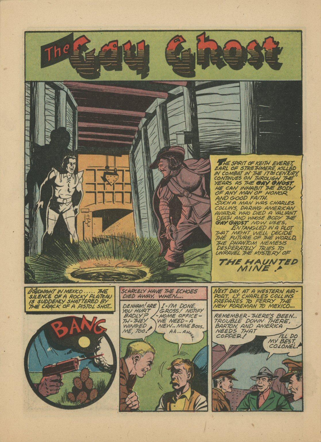Read online Sensation (Mystery) Comics comic -  Issue #21 - 23