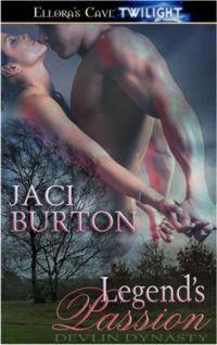 La Pasión de Leyenda – Jaci Burton