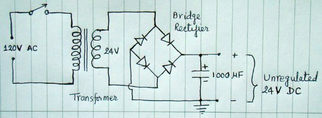 Bridge+rectifier2 Ac V Rocker Switch Wiring Diagram on