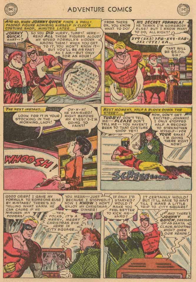 Read online Adventure Comics (1938) comic -  Issue #185 - 27