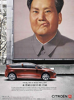 lcc group b exaggerated advertising puffery advertising the advertisement was drawn after complaints from chinese who couldn t take a joke about the communist leader