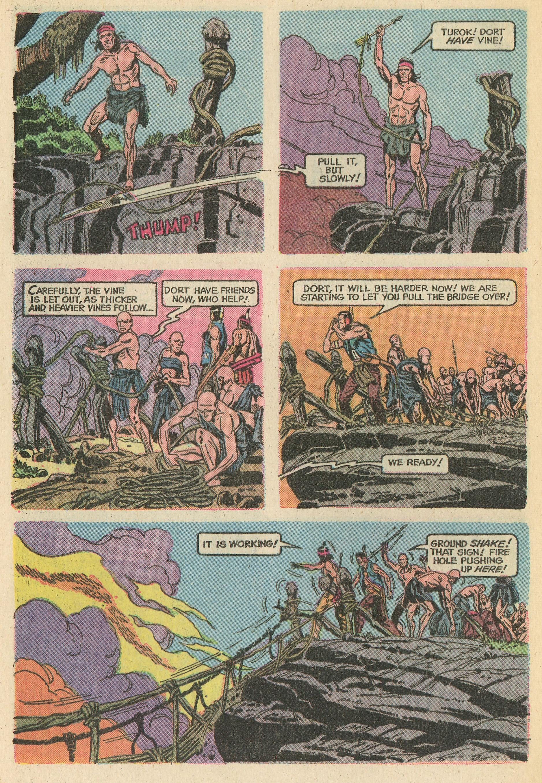 Read online Turok, Son of Stone comic -  Issue #78 - 28
