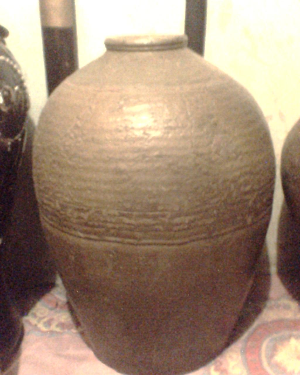 Tajau Tembikar Dan Teko Tembikar  Murah Antik