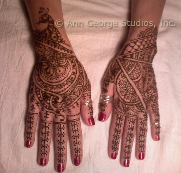 Traditional Henna Tattoo Designs: Henna Blog, Henna Tattoo Blog For Spirit Vision Henna