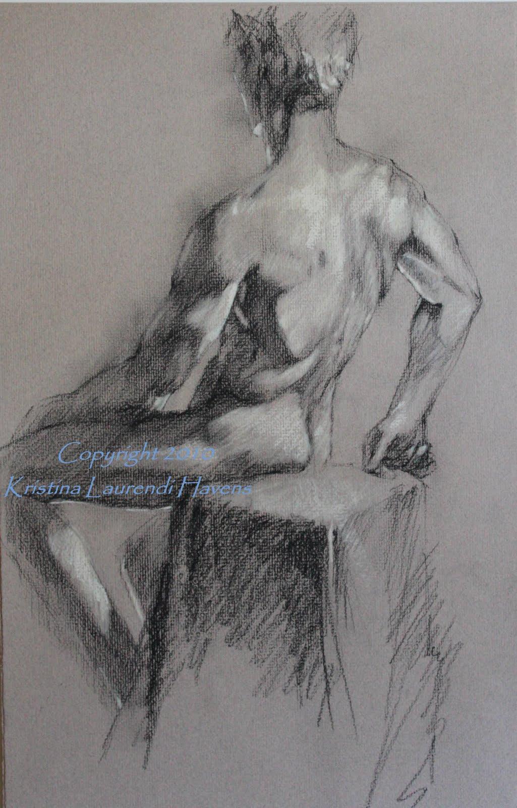 Nude Male Modle 15