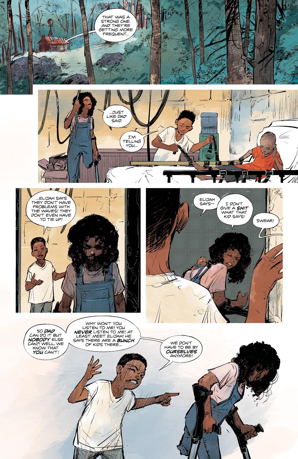 Read online Resonant comic -  Issue #3 - 10