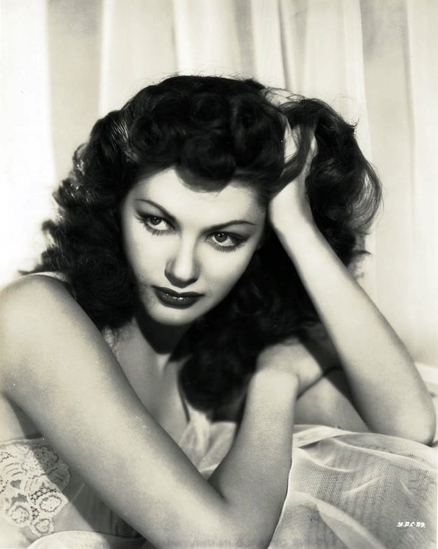Images about yvonne de carlo on pinterest yvonne