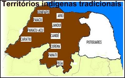 Resultado de imagem para imagens dos indios no rio grande do norte natal