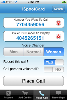 Errata Security: Call Spoofing: So easy, even famous people do it!