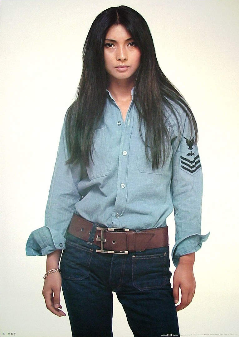 Somebody Stole My Thunder: Some Pictures of Meiko Kaji