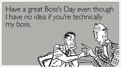 photograph about Happy Boss's Day Cards Printable referred to as Printable Delighted Manager Working day Playing cards