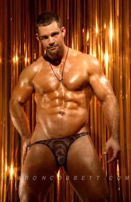 This model derek russo nude seems magnificent