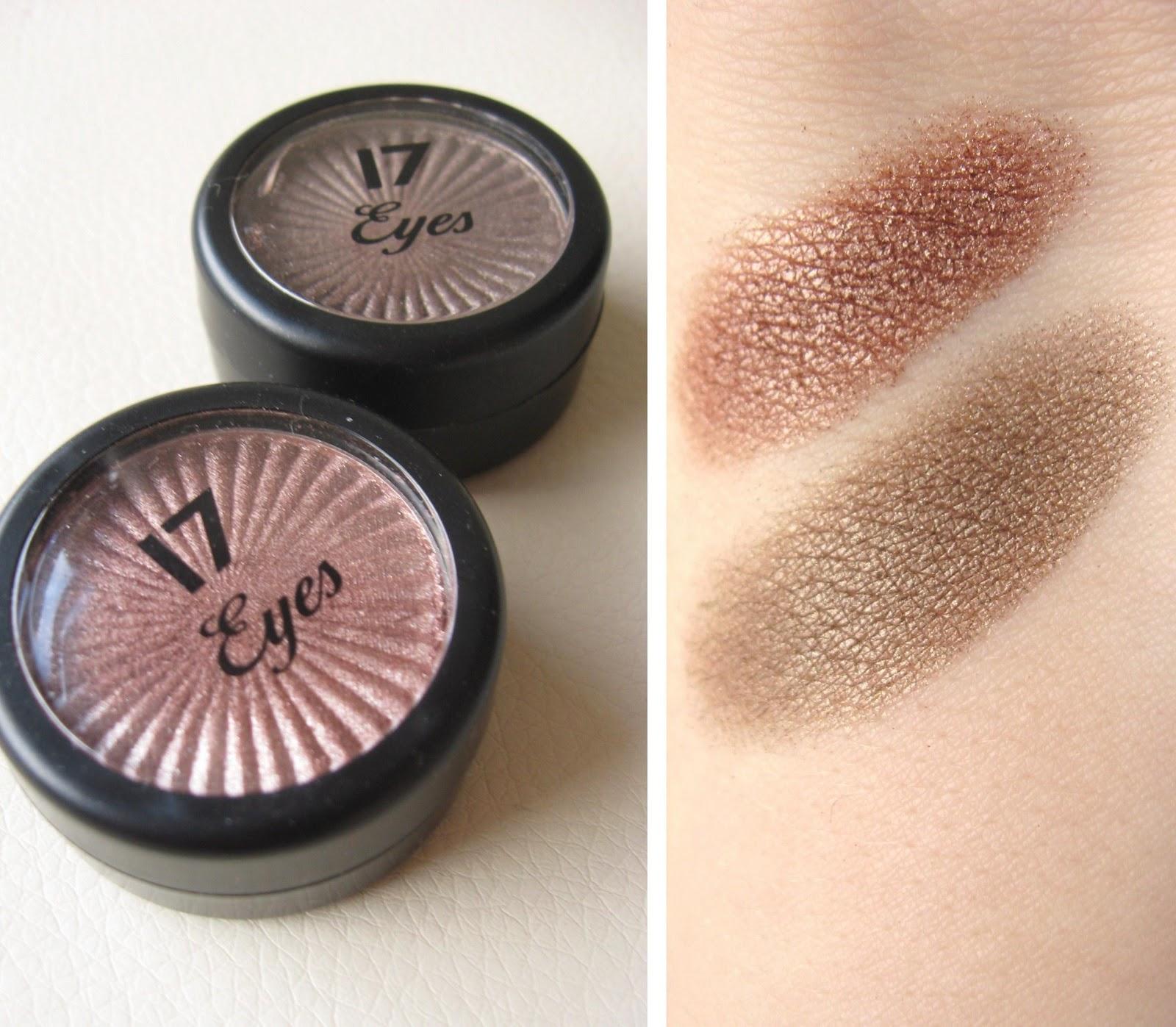 Affordable Metallic Eyeshadows Part 2 Makeup Savvy Makeup And