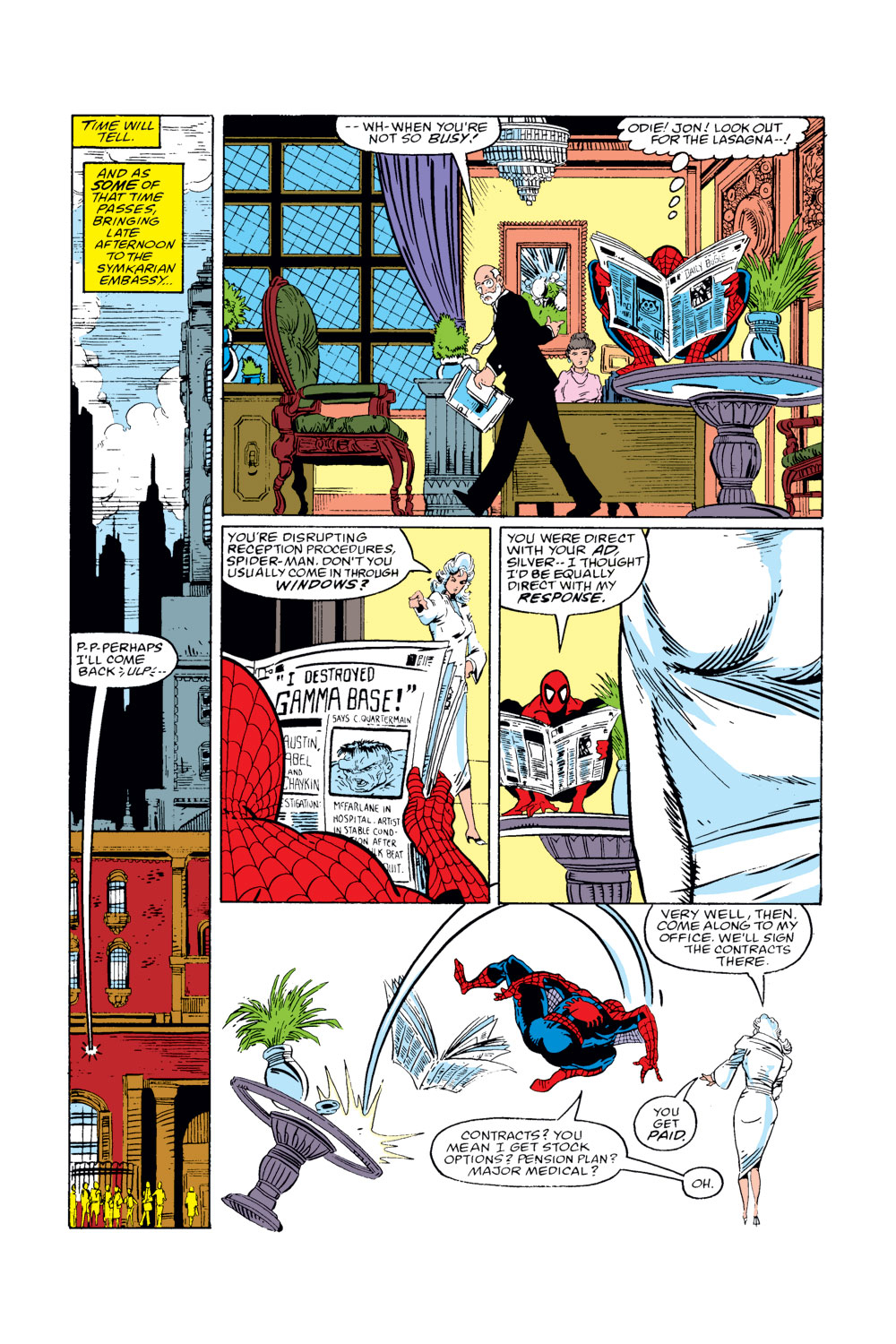 The Amazing Spider-Man (1963) 303 Page 9