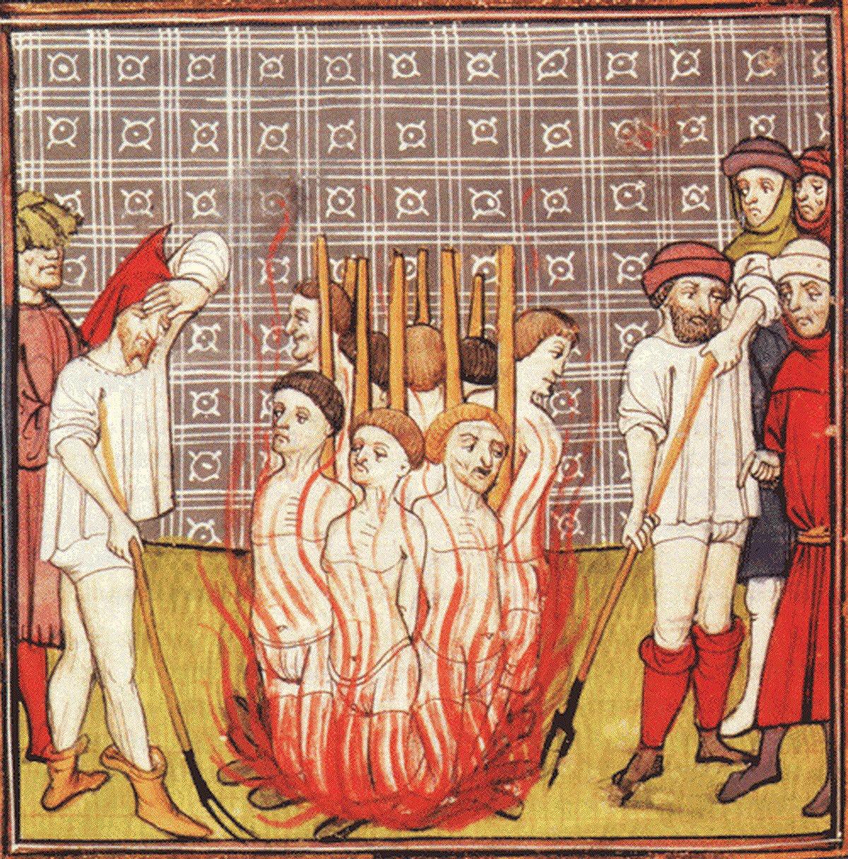 massacre cathars