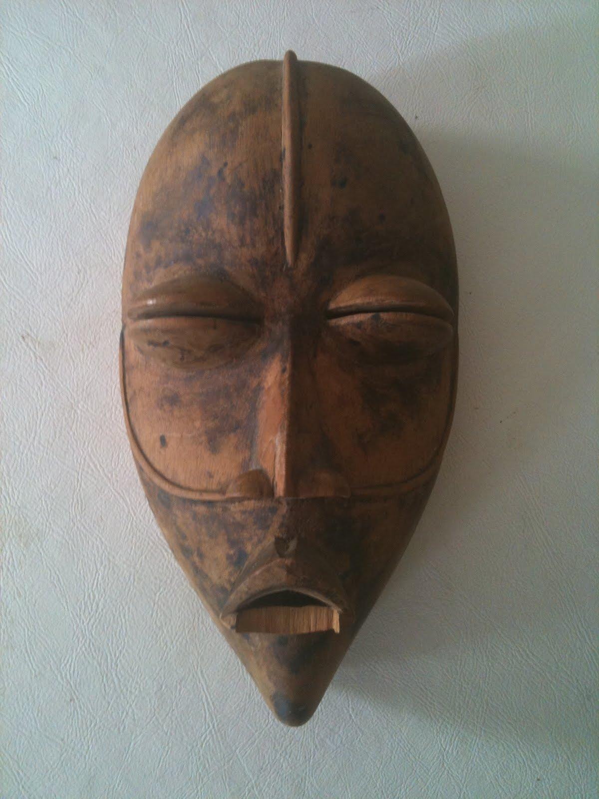 Wall Bangers: African Masks