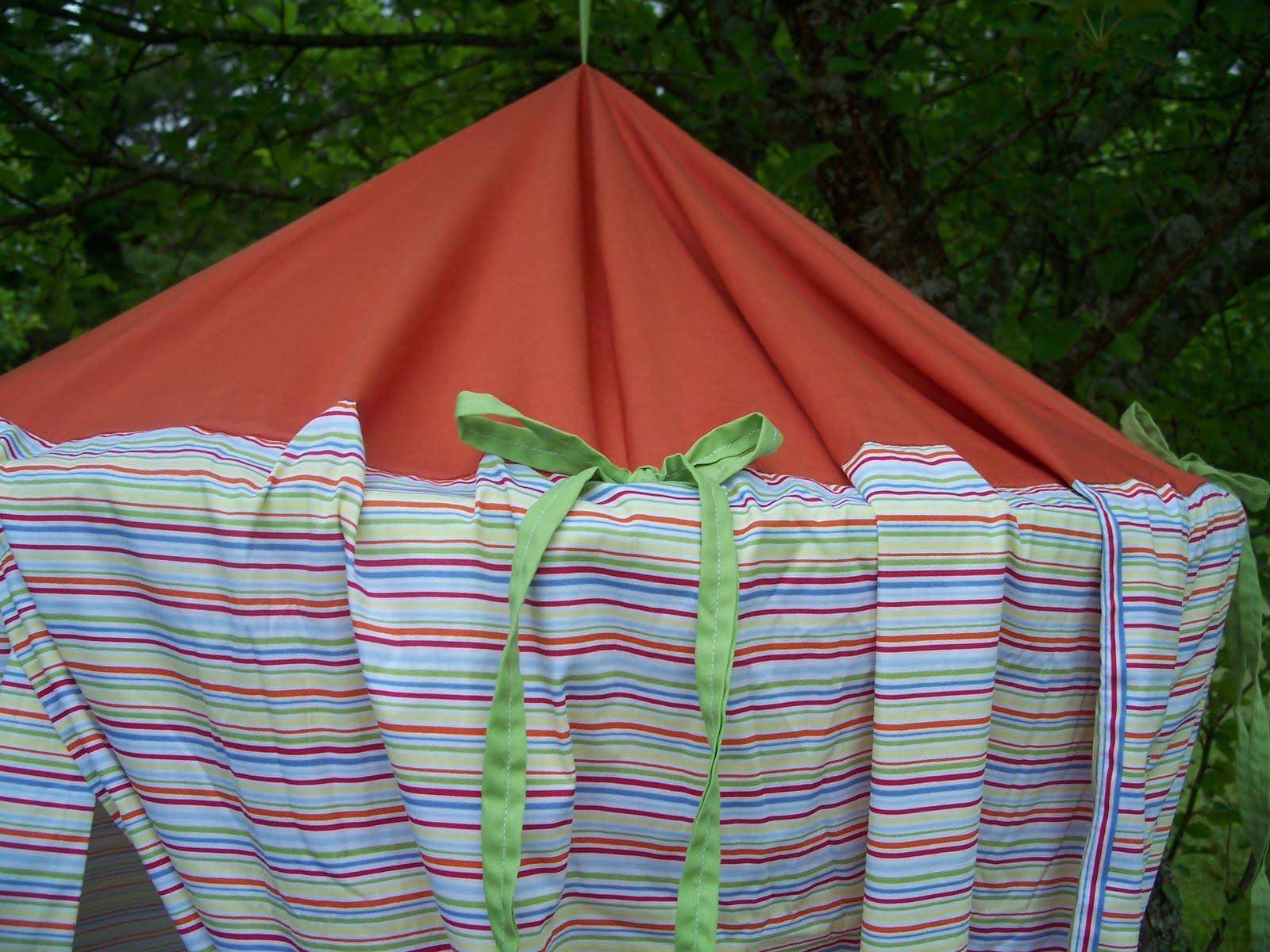 Diy Play Tent The Girl Creative