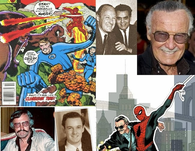 Stan the Man Marvel Universe
